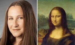 Giải mã nụ cười Mona Lisa bằng công nghệ ảnh 'tự sướng'