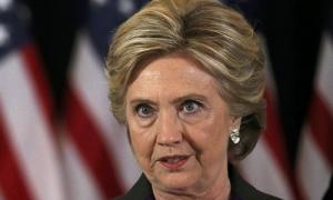 Bài phát biểu sau bại trận của Hillary Clinton