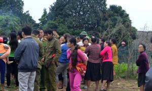 Thảm án lúc rạng sáng ở Hà Giang, 4 người bị chém chết