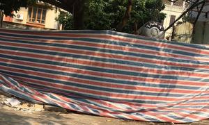 Sập tường trường mầm non ở Hà Nội, một người chết