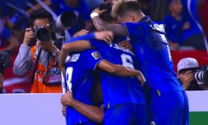 Thái Lan 2-0 Indonesia