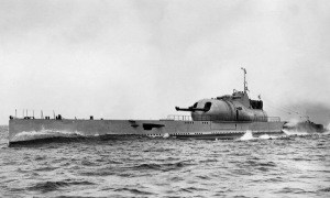 Chiếc tuần dương hạm ngầm xấu số của hải quân Pháp