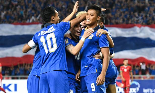 Chặng đường đưa Thái Lan đến chức vô địch AFF Cup 2016
