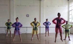 Những điều ít biết về trường Múa
