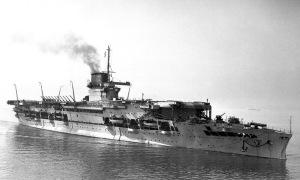 Trận chiến thảm họa của tàu sân bay Anh với thiết giáp hạm Đức
