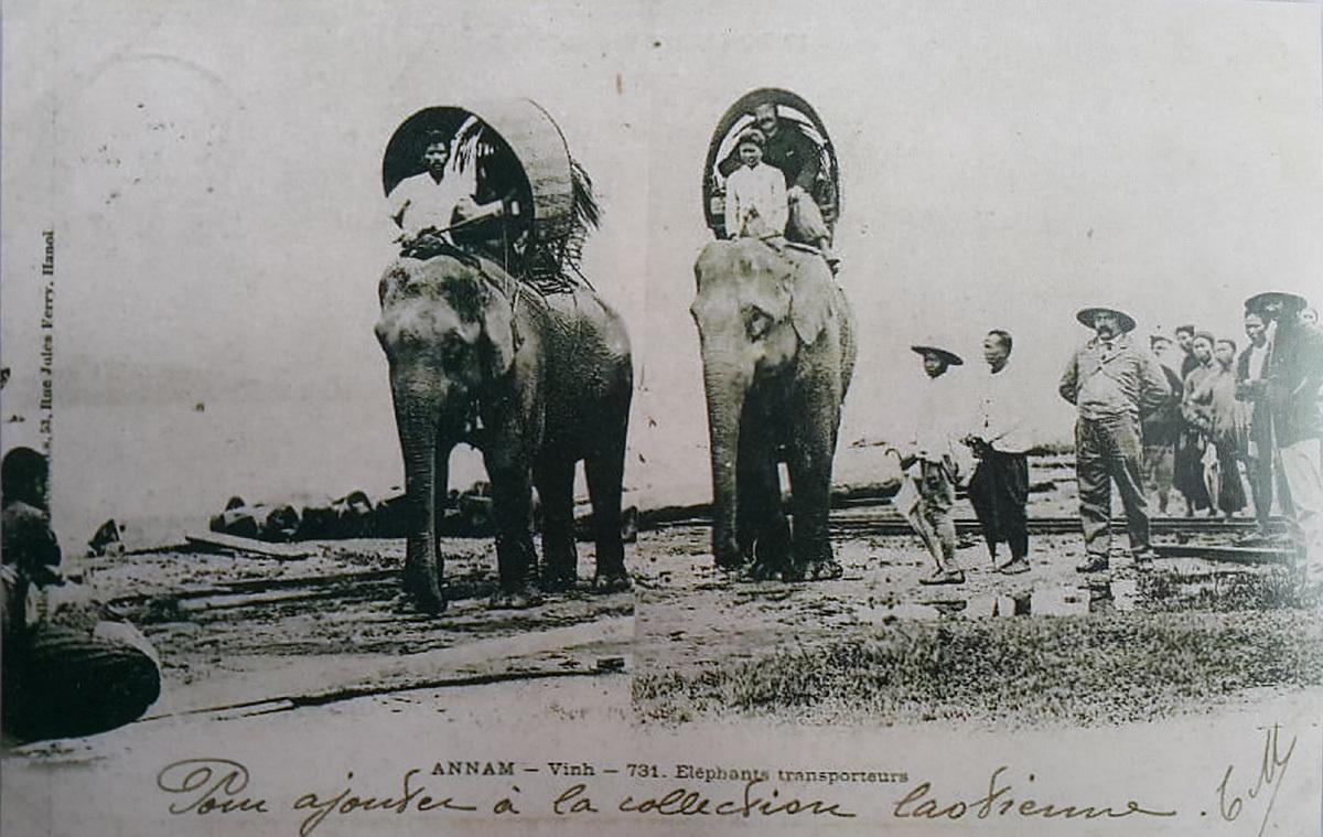 Thanh Phố Vinh 100 Năm Trước Vnexpress