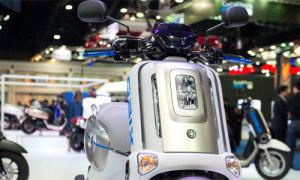 Xe ga độc đáo của Yamaha giá từ 1.500 USD