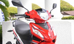 Xe số Modenas Kriss MR2 giá 930 USD ở Malaysia