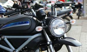 Xe máy Trung Quốc nhái Ducati giá 36 triệu đồng