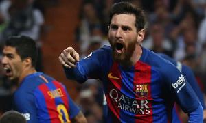 Messi và Rakitic lọt vào Top 5 bàn thắng đẹp nhất tuần