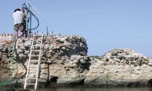 Bí quyết giúp bê tông La Mã trụ vững 2.000 năm trước thủy triều