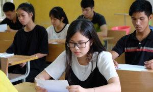 Điểm xét tuyển vào đại học tốp đầu Hà Nội