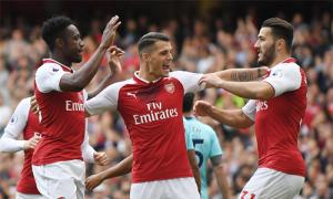 Arsenal 3-0 Bournemouth: Niềm vui trở lại Emirates