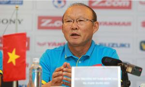 Tôi bất an khi HLV Park Hang Seo tuyên bố 'chắc chắn đánh bại Afghanistan'