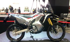 'Chiến binh' địa hình cỡ nhỏ Honda CRF250 Rally