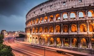 Tôi muốn khám phá thành Rome như một chiến binh La Mã