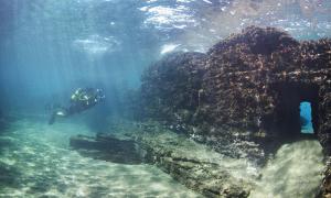 Thành phố của giới siêu giàu La Mã cổ đại chìm dưới đáy biển