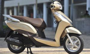 Các mẫu xe máy làm nóng thị trường Việt năm 2017