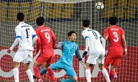 Uzbekistan 3-1 Hàn Quốc