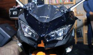 Kawasaki Ninja 400 về Việt Nam giá từ 153 triệu đồng