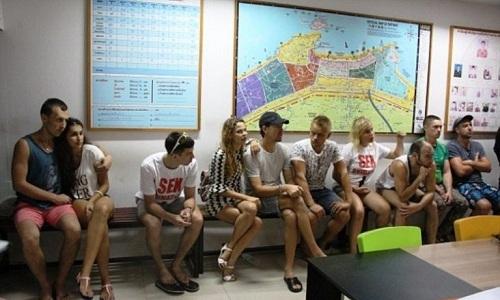 Thái Lan bắt 10 người Nga mở lớp dạy sex ở Pattaya - VnExpress