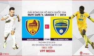 Quảng Nam 1-0 Thanh Hoá