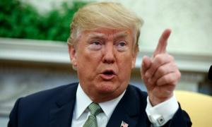 Trump dọa phản ứng với Syria trong 48 giờ