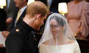 Bố của Meghan dặn Harry không bao giờ được đánh vợ