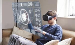 Sinh viên Mỹ thực hành trong phòng thí nghiệm ảo