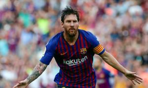 Messi dẫn đầu danh sách ghi bàn vòng 3 La Liga