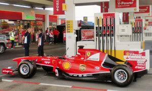 Nhiên liệu xe F1 có gì đặc biệt