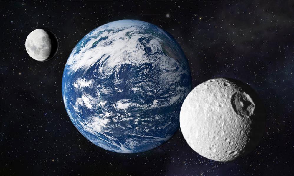 Thảm họa khi Trái Đất có hai Mặt Trăng - VnExpress