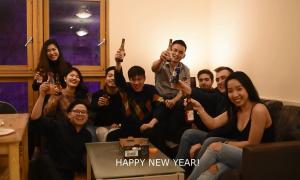 Du học sinh Việt Nam tại Anh chia sẻ suy nghĩ về ngày Tết