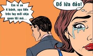 Thiếu nữ tưởng bở quen được đại gia