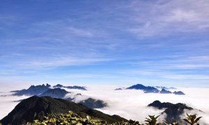 Năm câu đố về những ngọn núi cao nhất Việt Nam
