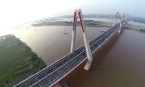 Năm câu đố về những cây cầu lớn nhất nước