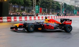 Những công nghệ 'khủng' trên xe F1 chạy tại Hà Nội