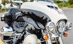 Harley Ultra Classic 2015 giá hơn 800 triệu đồng