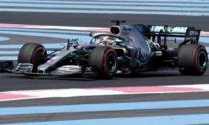 Lewis Hamilton về nhất chặng đua ở Pháp