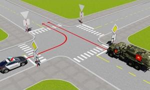 60 câu hỏi điểm liệt thi lý thuyết bằng lái xe