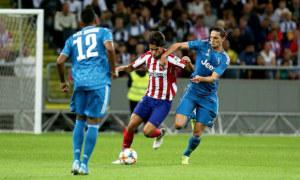 Atlético Madrid 2-1 Juventus