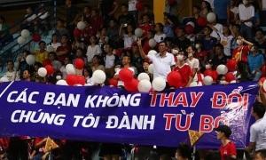 'Nếu chỉ đá V-League cho vui, HAGL không tôn trọng người hâm mộ'