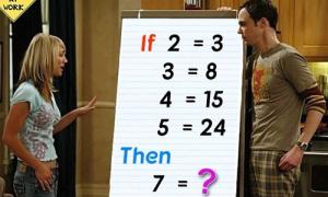 Ba bài toán ít người giải đúng