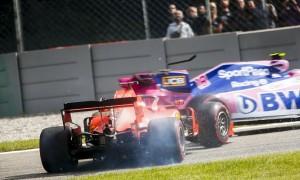Vettel và Stroll có thể nhận án phạt tại Grand Prix Italy