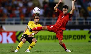 Trung vệ Malaysia: 'Cần ghi bàn sớm khi đối đầu Việt Nam'