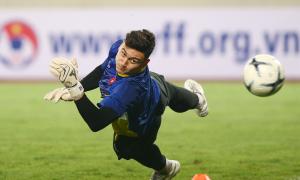 Việt Nam tập buổi cuối trước trận đấu Malaysia