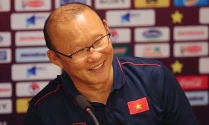 HLV Park Hang-seo tự hào với trận thắng Malaysia