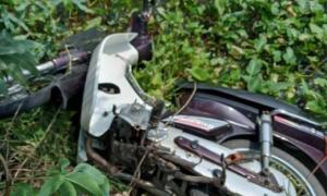 Công an tìm thấy xe máy của bảo vệ bị sát hại