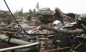 Lý do bão Hagibis gây tàn phá nghiêm trọng