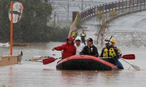 Gần 50 người chết do bão Hagibis